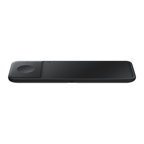 Incarcator Wireless Trio Samsung Negru