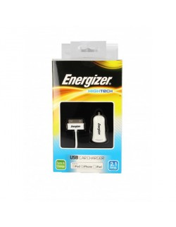 Incarcator auto Energizer Hightech 1USB 2A Iphone 4/4S