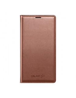 Accesoriu Samsung protectie tip carte roz Galaxy S5