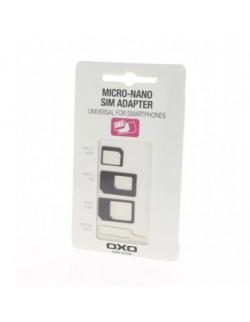 Accesoriu Oxo set adaptor MicroSIM