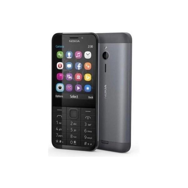 Telefon mobil Nokia 230 Negru