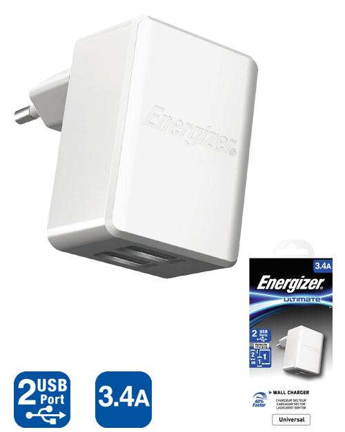 Energizer Adaptor Retea