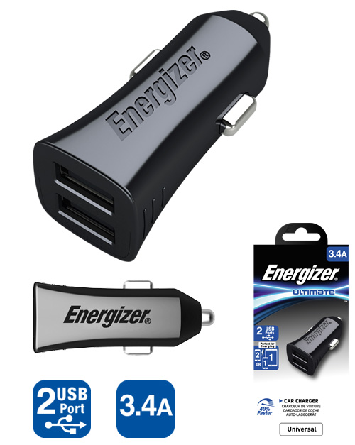 Energizer Adaptor Auto