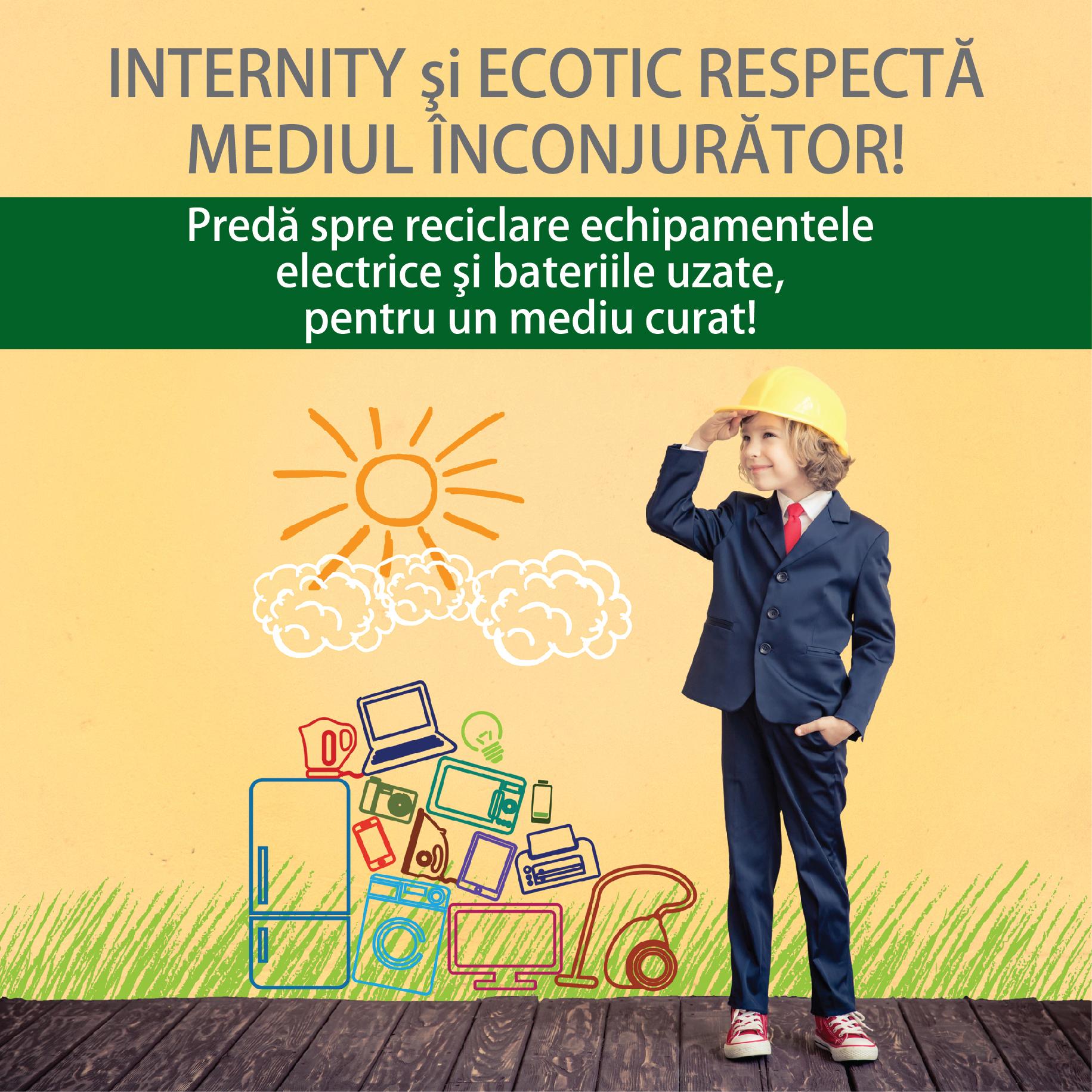 Internity respecta mediul inconjurator